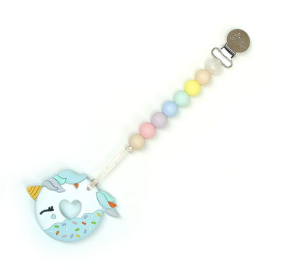 Jouet de dentition licorne  - Loulou lollipop - Hibox-Mini