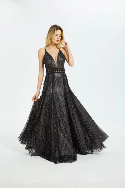 x daisydai STEPHAINE MAXI evening gown (Pre-order)