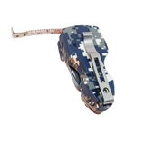 Military Navy Camo on White w Belt Clip