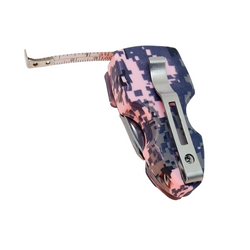Military Navy Camo on Pink w Belt Clip