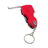 Red, Black, Red, w Key Chain