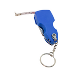 Blue, Blue, Blue, w Key Chain