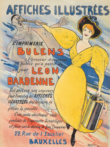 Affiches Illustrees