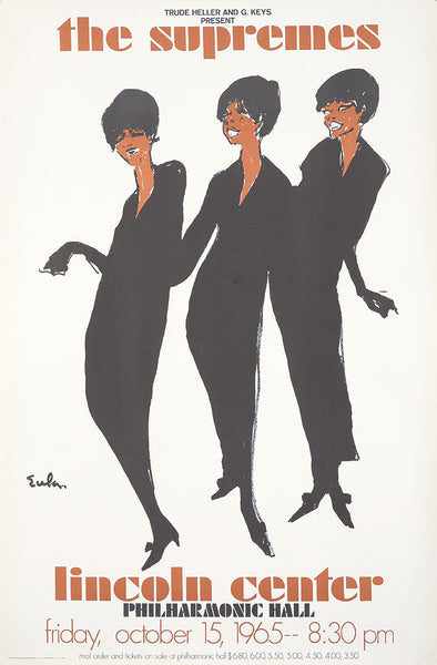 The Supremes / Lincoln Center