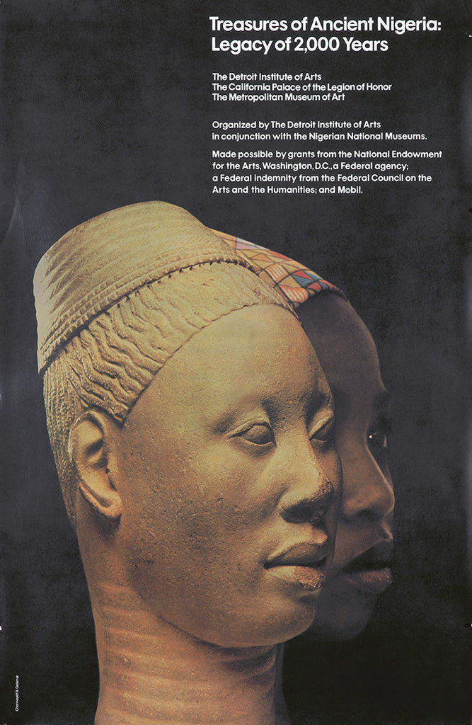 Treasures of Ancient Nigeria: Legacy of 2,000 Years
