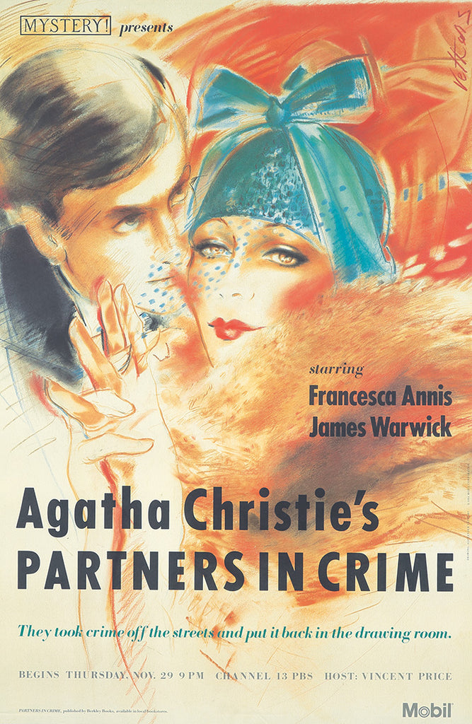 Agatha Christie's Partners in Crime.