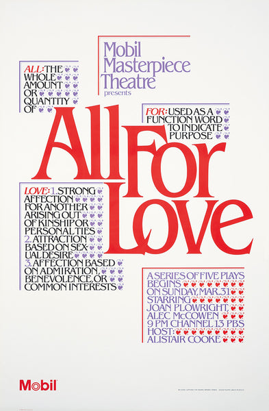 All For Love / Mobil