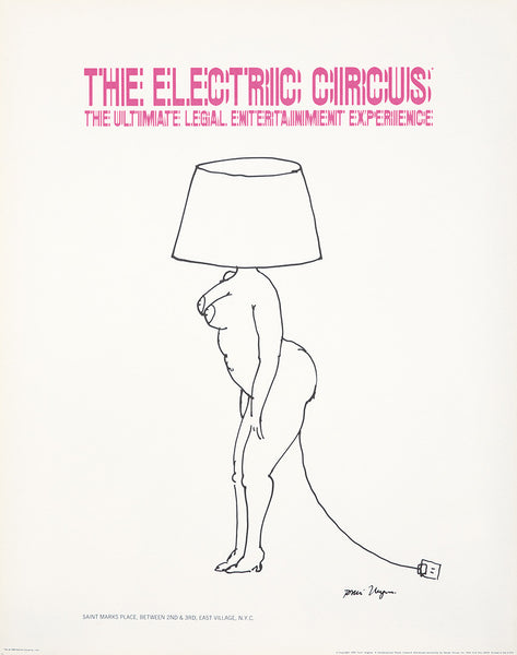 The Electric Circus / The Ultimate Legal Entertainment Experience