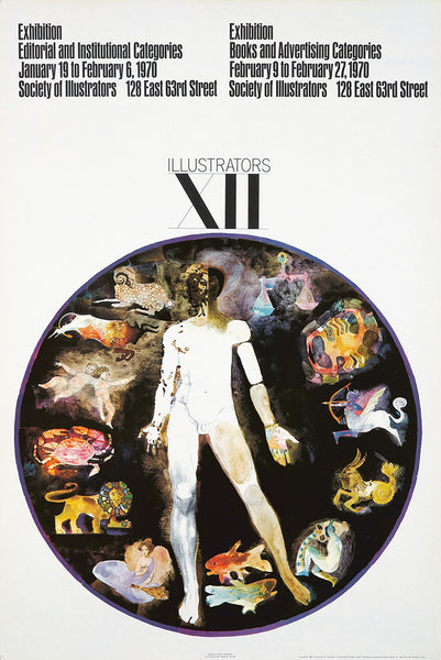 Society of Illustrators / Illustrators XII