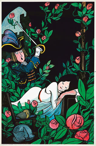Sleeping Beauty / Children's Posters