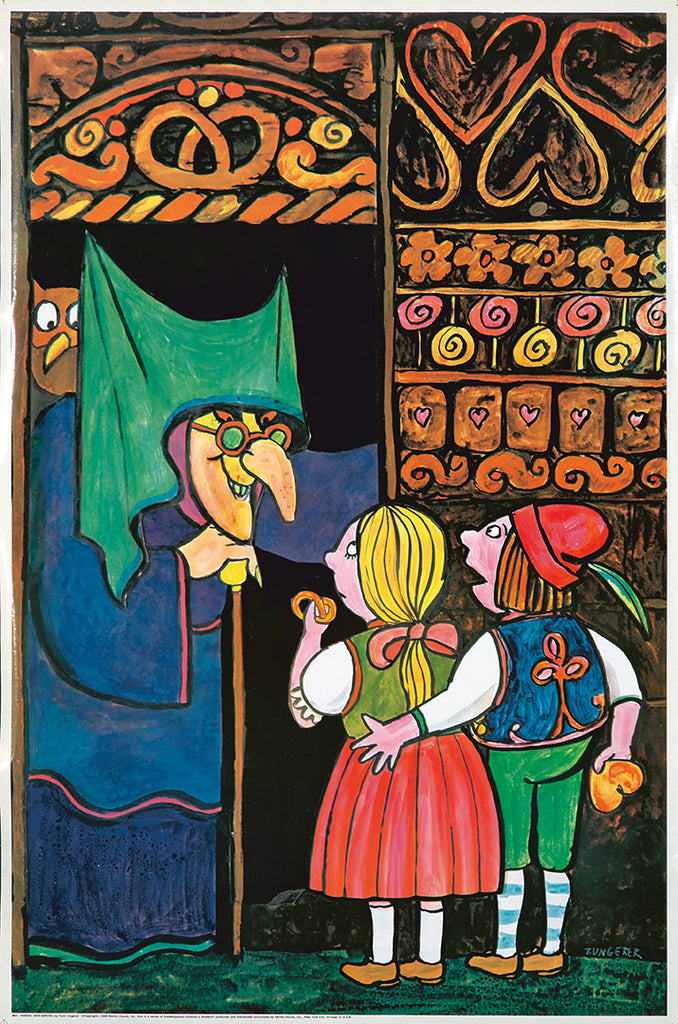 Hansel and Gretel / Children's Posters