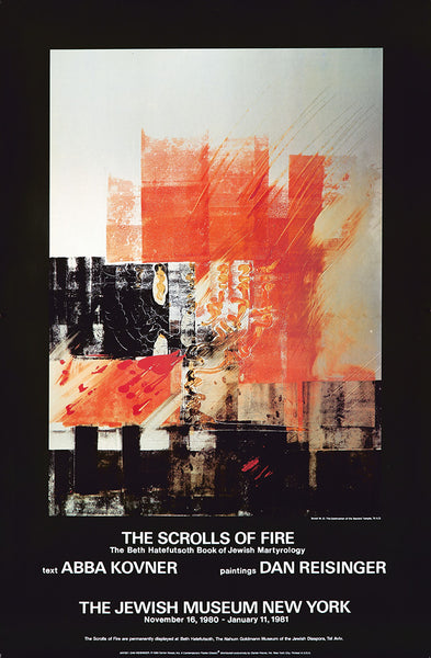 The Scrolls of Fire