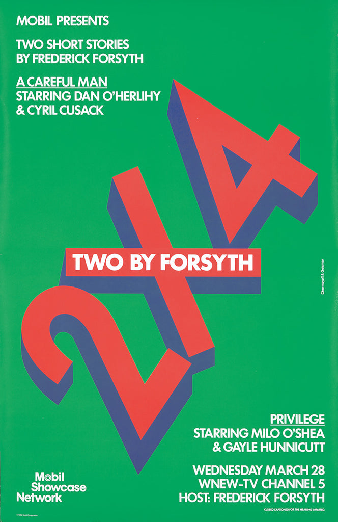 2 X 4 / Two By Forsyth