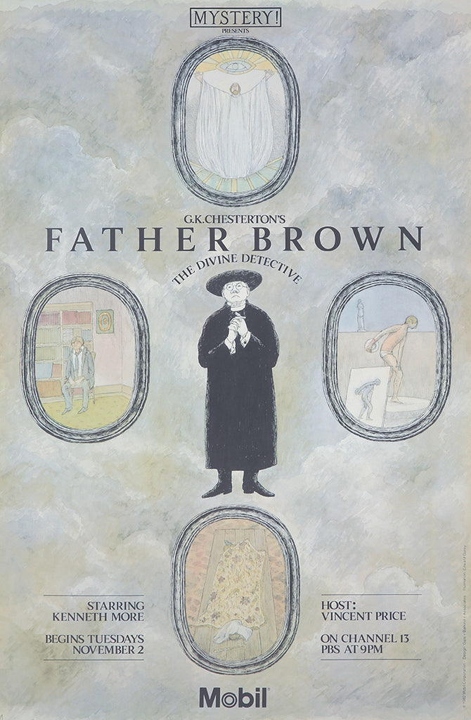 Father Brown / The Divine Detective / Mobil