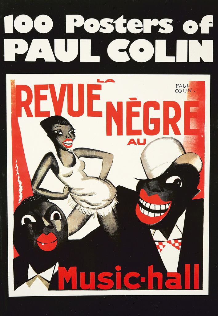 100 Posters of Paul Colin