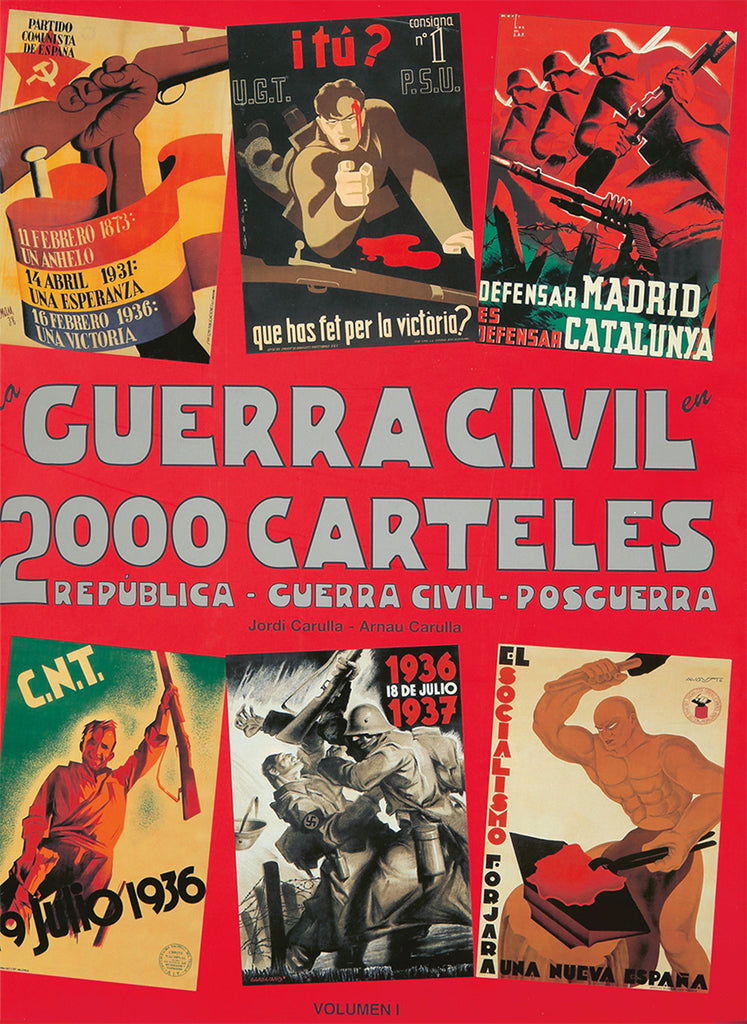 Guerra Civil en 2000 Carteles