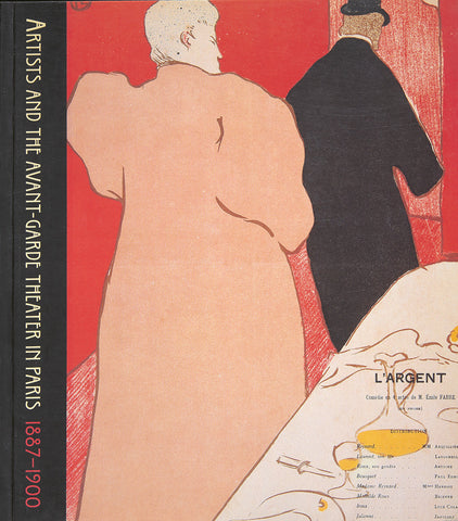 Artists and the Avant-Garde Theater in Paris 1887-1900