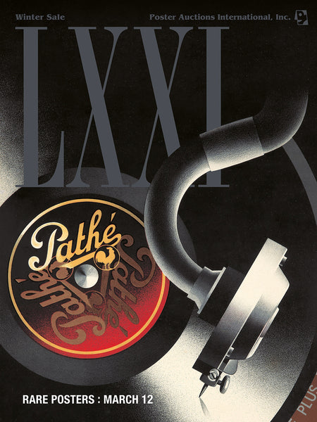 PAI-LXXI: Rare Posters Catalogue