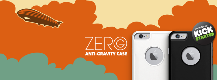 Anti gravity Magical Case