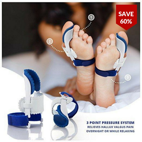 PediDoc™ - Get Rid of Bunions - SAVE 60% TODAY (1Pair)