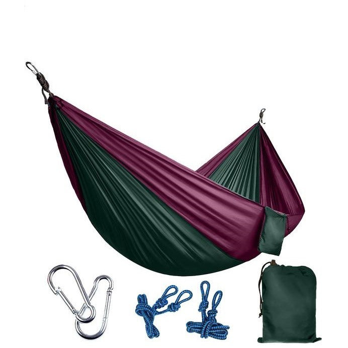 Hammock Sky ™ -  Two People Portable Parachute Hammock - gadgets flow Gadgetsflow.com - Gadgets flow   - Gadget Gadgets Flow - Gadget flow