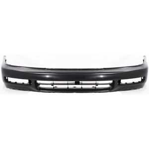 FRONT BUMPER-PRIMED- MADE IN THE US- CAPA CERTIFIED  (1996-1997 HONDA ACCORD- 4 CYL)