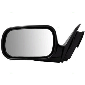 MIRROR LH (DRIVER SIDE) -POWER -SEDAN  (1995-1997 HONDA ACCORD- V6)