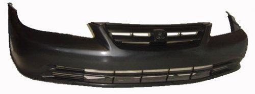 FRONT BUMPER-PRIMED- MADE IN THE US  (2001-2002 HONDA ACCORD- SEDAN)