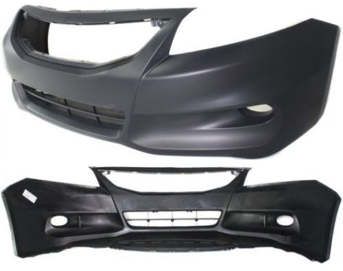 FRONT COVER- PRIMED **CAPA CERTIFIED  (2011-2012 HONDA ACCORD- COUPE (EXCEPT HYBRID))