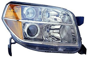 HEADLAMP UNIT  RH (PASSENGER SIDE) **NSF CERTIFIED**  (2006-2008 HONDA PILOT)