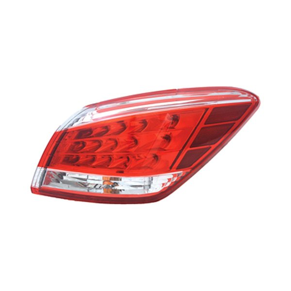 TAIL LAMP - RH (PASSENGER SIDE) **NSF CERTIFIED** FROM 3-2012