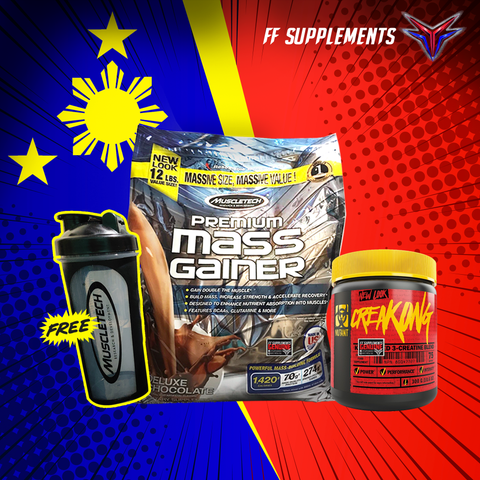 Muscletech Mass Gaining Stack