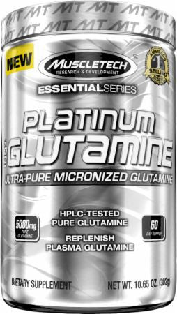 Muscletech Essential Platinum 100% Glutamine
