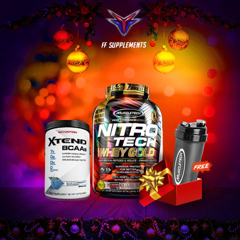 MuscleTech Clean Bulk bundle