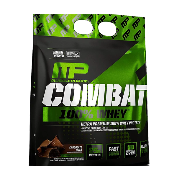 Musclepharm Combat 100% Whey 10lbs