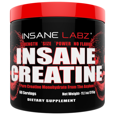 Insane Labs Creatine (60 servings)