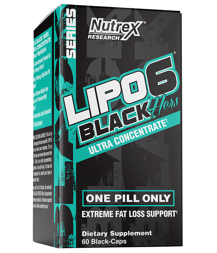 Lipo-6 Black Ultra Concentrate Hers