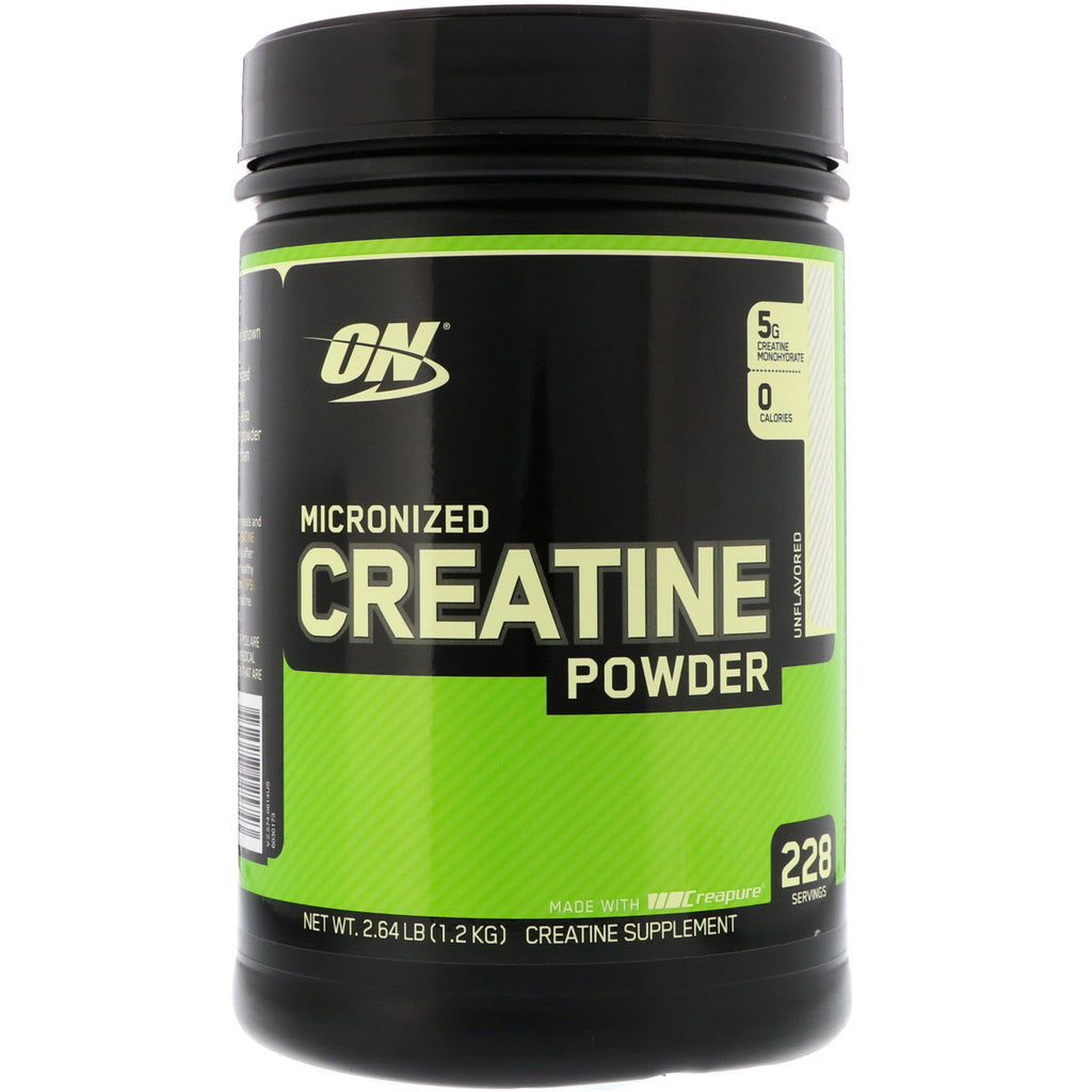 ON Micronized Creatine Powder 1.2kg