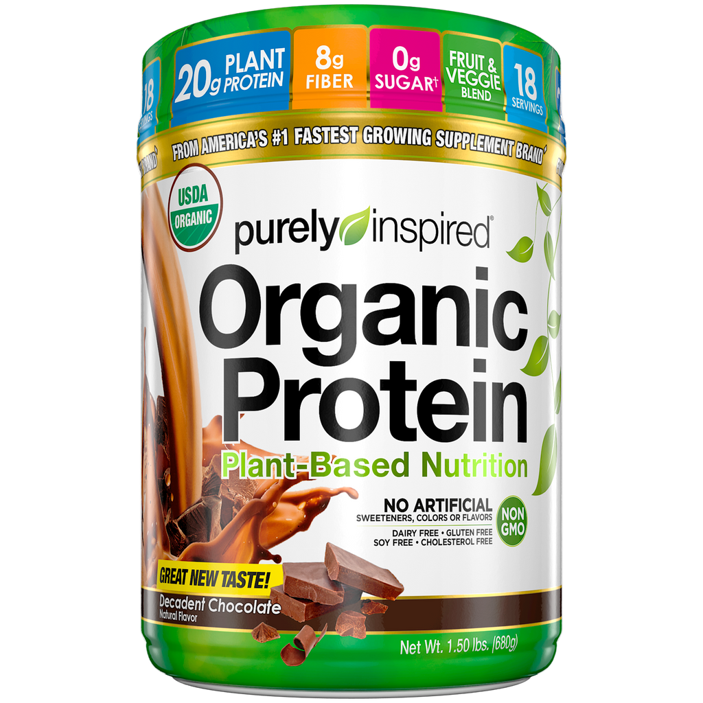 Purely Inspired Organic Protein 1.5lbs