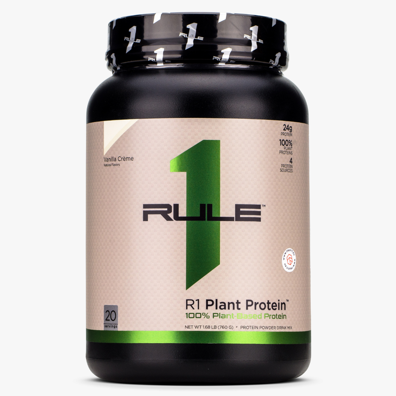 Rule1 Plant Based protein 20 servings