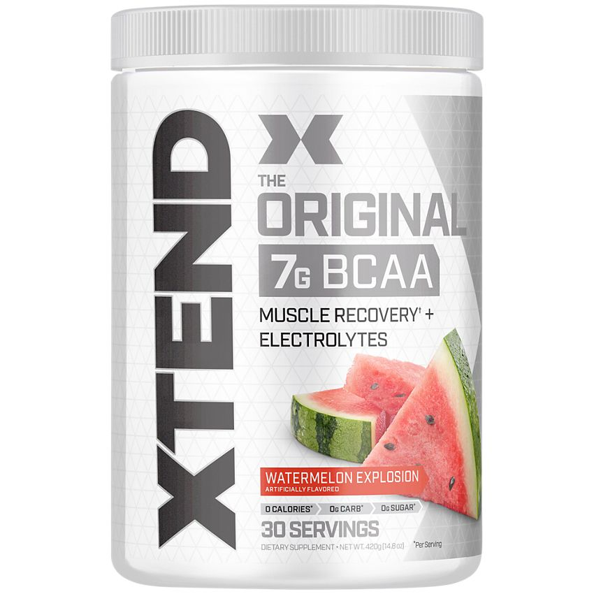 All New Xtend BCAA 30 servings