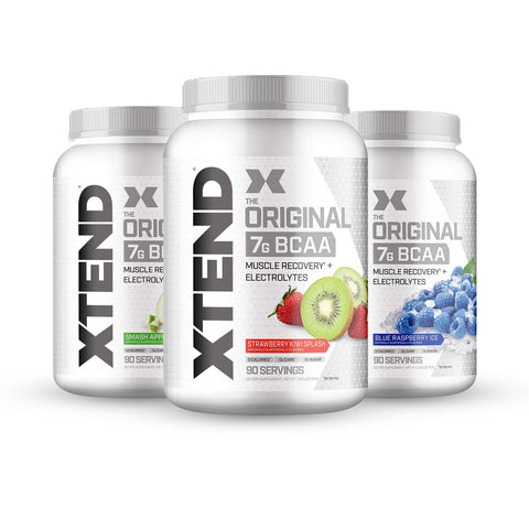 All New Xtend BCAA 90 servings