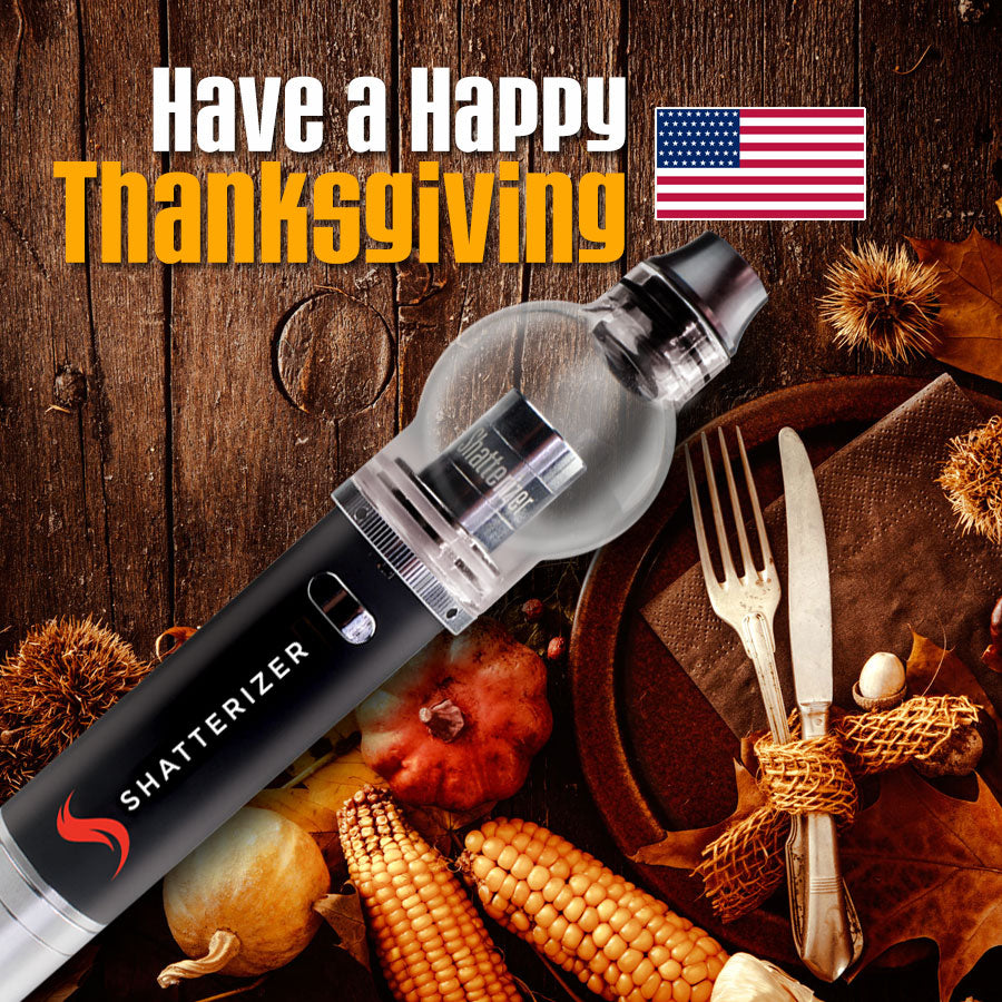 Happy American Thanksgiving!