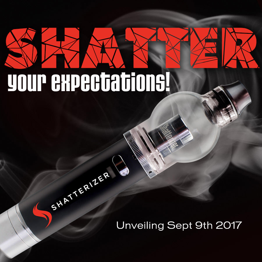 The Shatterizer - unveiled!