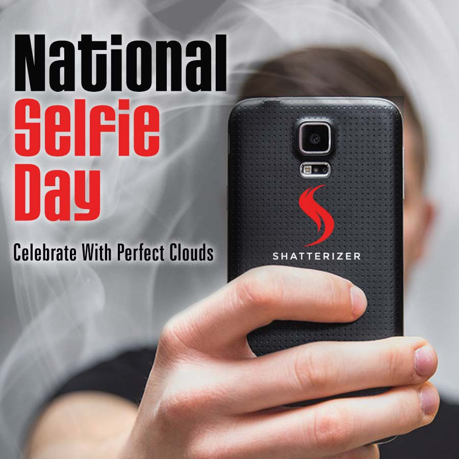 #NationalSelfieDay is June 21!