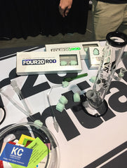 Four20 Essentials with Shatterizer at Champs show Vegas