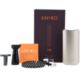 Davinci IQ herbal vaporizer box and accessories