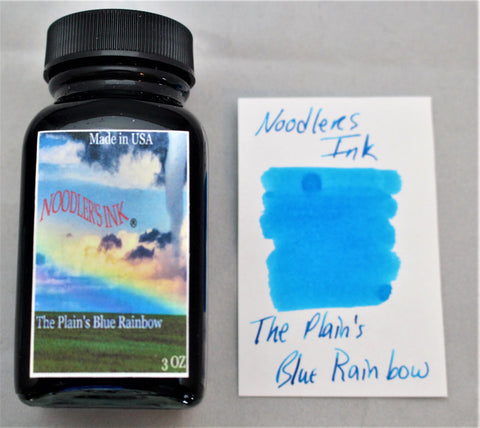 We Have A New Custom Color From Noodlers Ink!!!!!