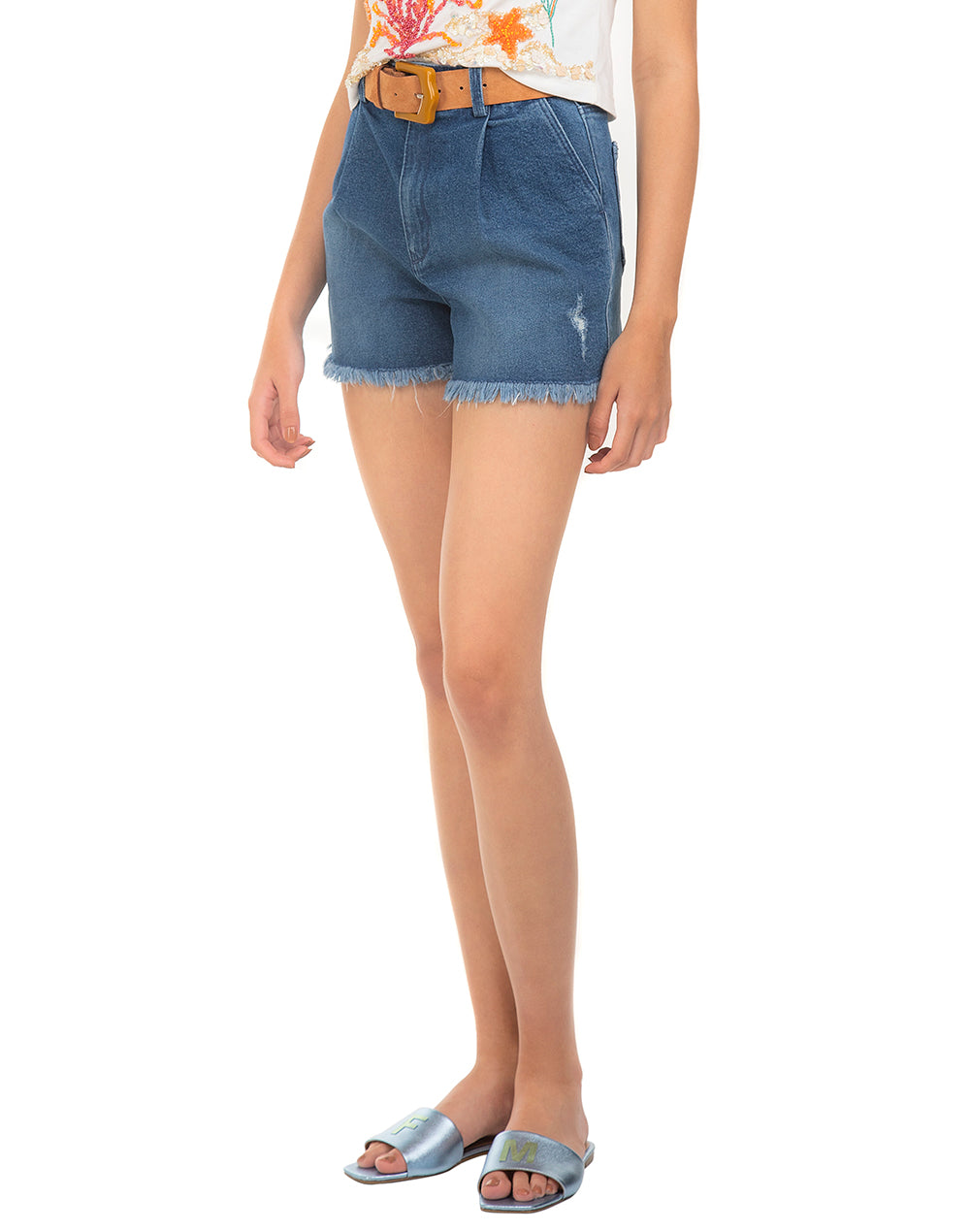 Short Jeans Denim
