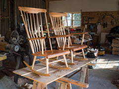 Tim Fisher Rocking chairs